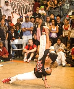 Learn to B Girl at Blooma's Tween Yoga + Breakdancing workshop Feb. 16!